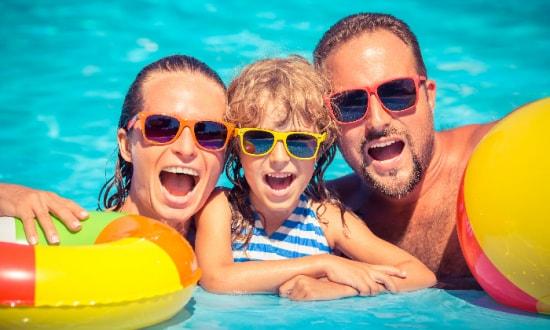 Offerta:  una giornata estiva in famiglia alle Terme di Riolo!