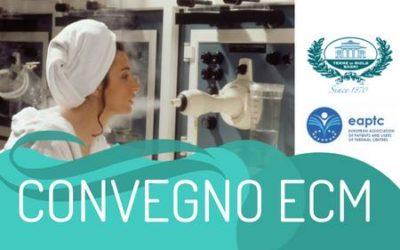 """29 settembre – Convegno ECM, """"Le cure termali quali risposta efficace alle malattie respiratorie"""""""