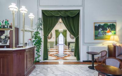 Il Grand Hotel delle Terme fra le migliori location d'Italia secondo 'Donna Moderna'